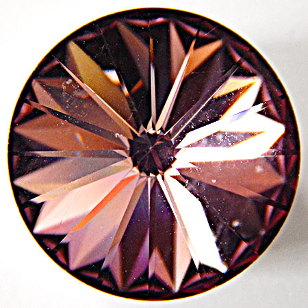 Crystal Antique Pink F 14 mm