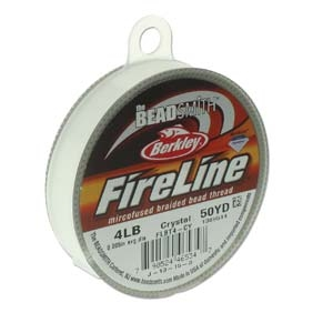 Fireline 0,12 mm 45 m, Crystal